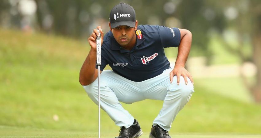 Lahiri confident after solid start at the Open.