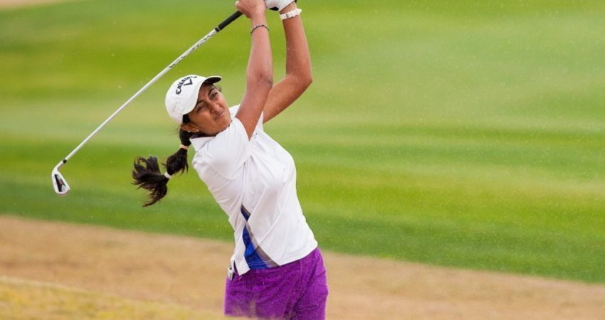 Aditi Ashok Heads the Field at Qualifiers for the British open
