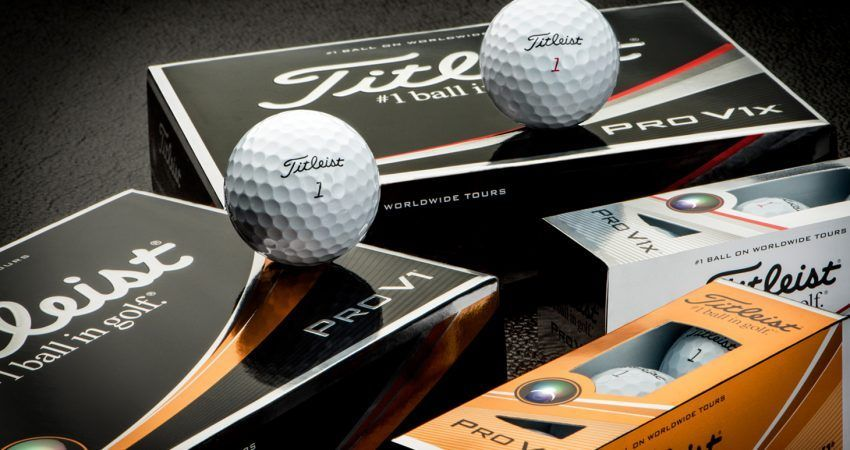 FIRST LOOK: 2017 Titleist Pro V1 and Pro V1x Golf Balls