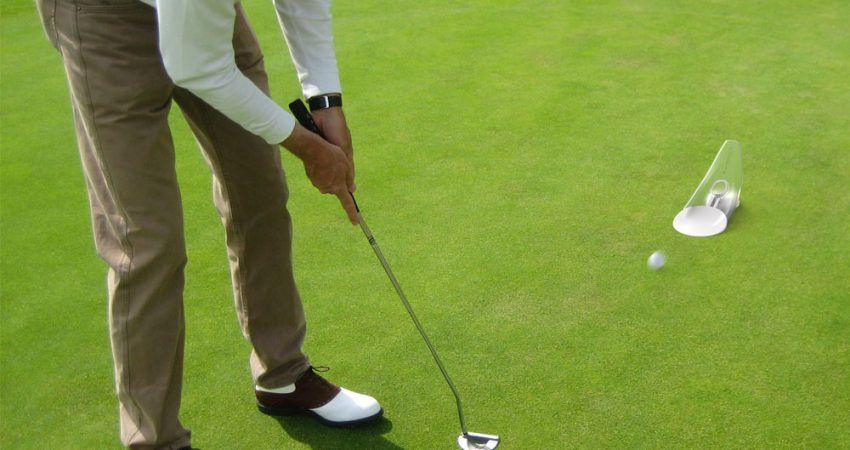 Golf Alignment Sticks & How to Use Them