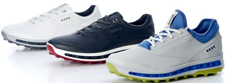ECCO Cool Pro Golf Shoes Revealed