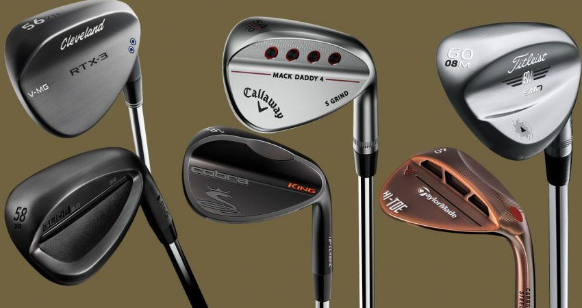 Guide to buying golf wedges – Lofts, Bounce and Grinds explained