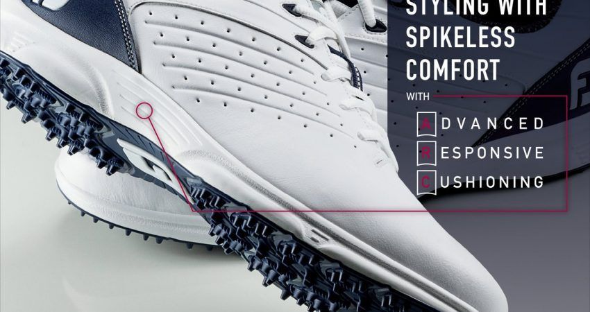 FIRST LOOK REVIEW: 2018 FootJoy ARC SL Spikeless Golf Shoes