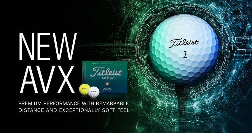 FIRST LOOK REVIEW: 2018 Titleist AVX Golf Balls