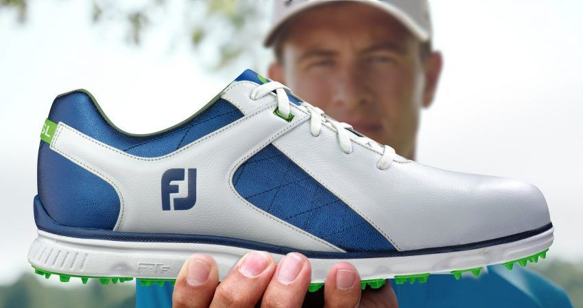 FIRST LOOK REVIEW: FootJoy Pro/SL Golf Shoes
