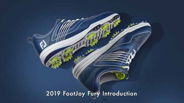 First Look Review: FootJoy 2019 Fury Spiked Golf Shoes