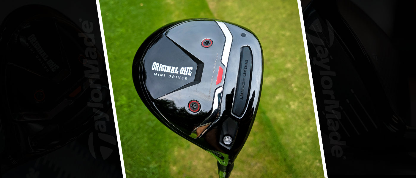 Review: TaylorMade Original One Mini Driver
