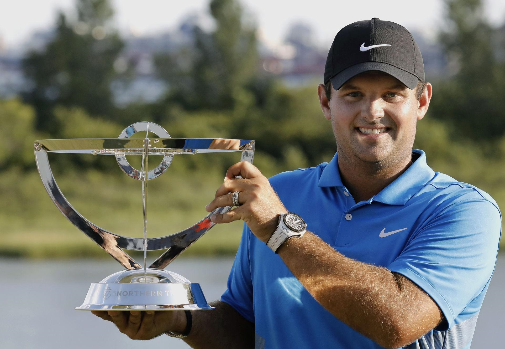 Patrick Reed: The Northern Trust Champion