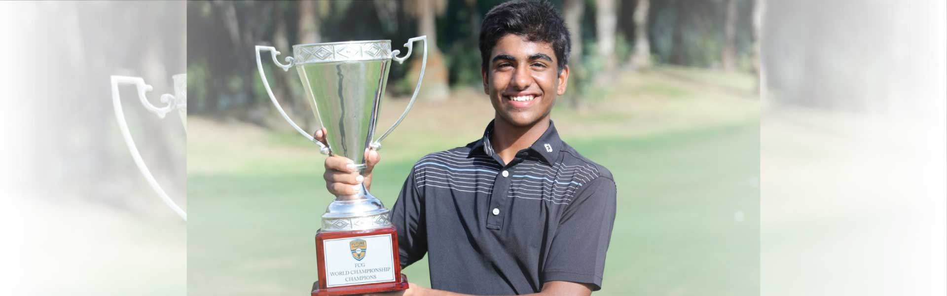 Interview: Arjun Bhati – The Rising Golf Star of India