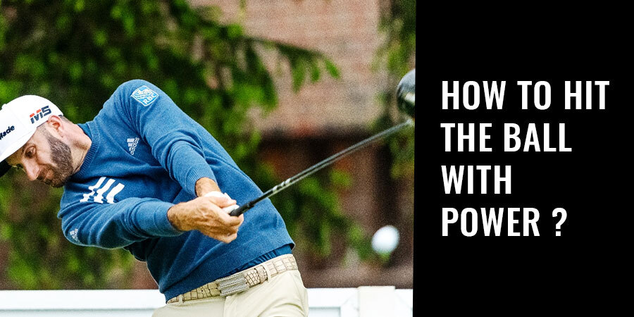 TIPS: How to hit the ball with power