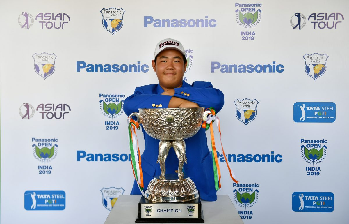 Panasonic Open India 2019: Shiv Kapur and Chikkarangappa finish t-2 behind Teenage sensation Joohyung Kim