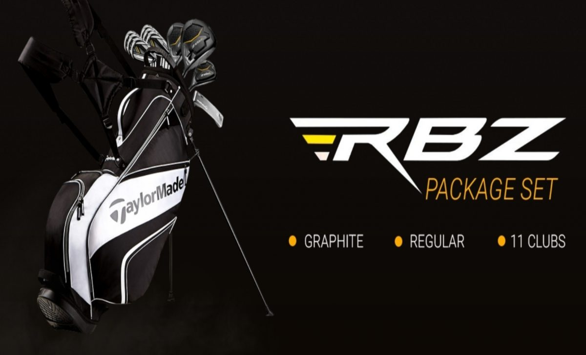 TaylorMade Rbz Golf Set – The Set for all?