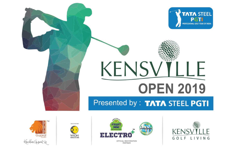 Kensville Open 2019 Presented by TATA Steel PGTI Kickstarts from Nov 28