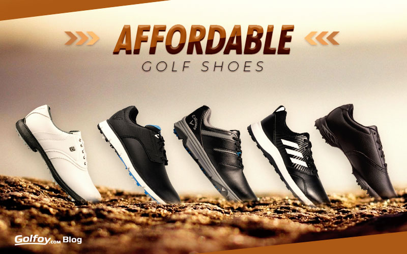 5 Most Affordable Golf Shoes – Top picks under Rupees 10,000