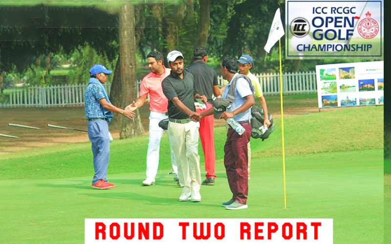 ICC RCGC Open Golf Championship 2019: Kapil Kumar holds his lead in round two