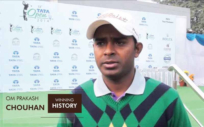 Om Prakash Won Tournaments