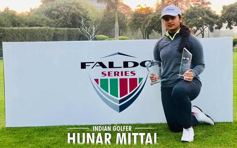 15-years-old Hunar Mittal breaks all odd, wins big tournament at Jaypee Greens