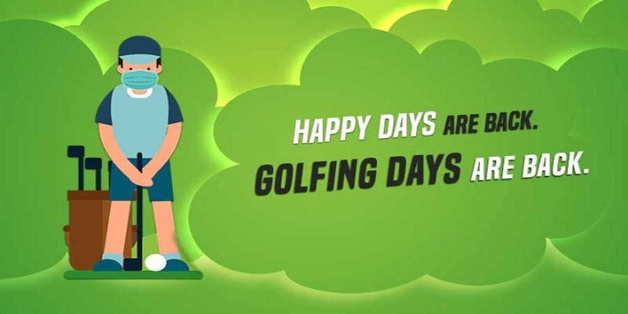 Golf in India During the Covid-19 Scare: Happy days are here again