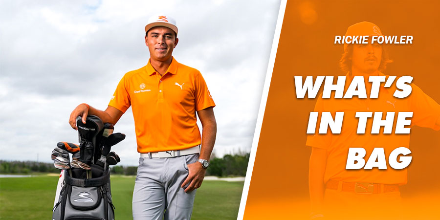 What's in Rickie Fowler Bag ?