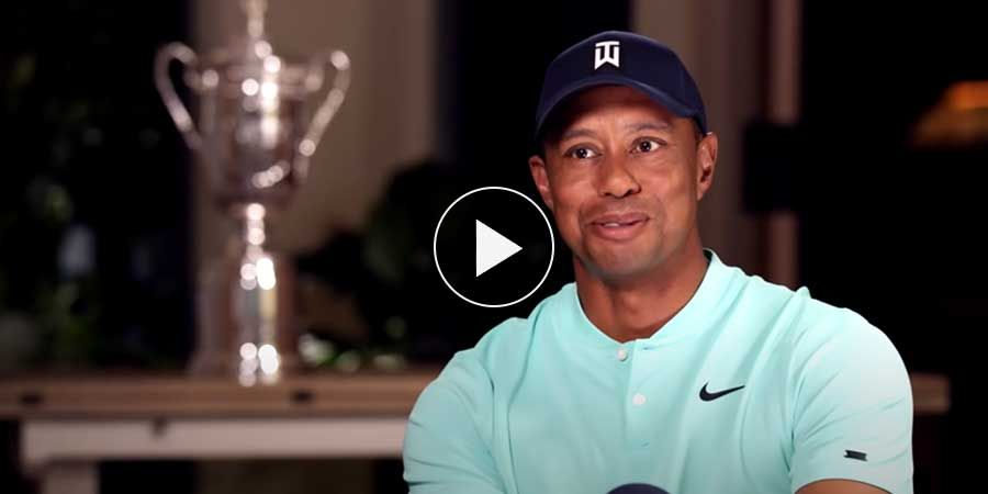 U.S. Open Epics: Tiger Woods writes his own script