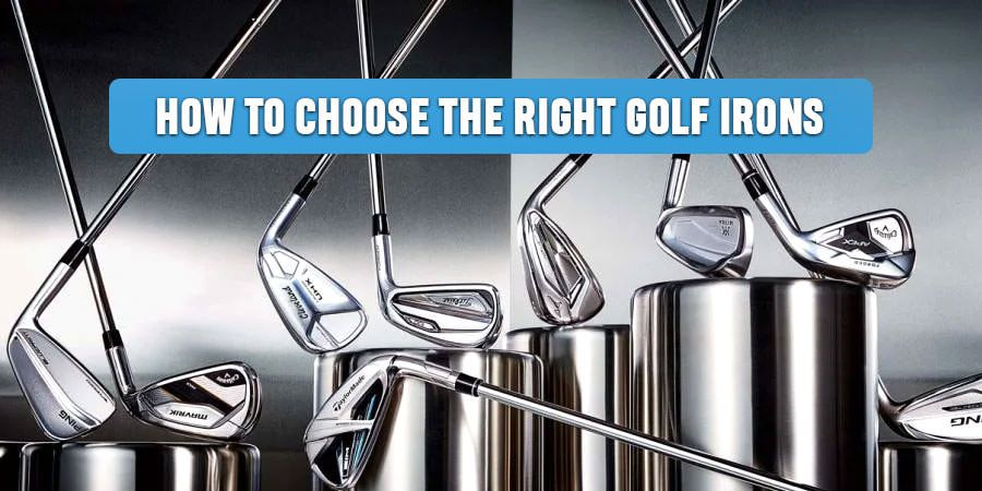How to choose the right irons to improve your performance