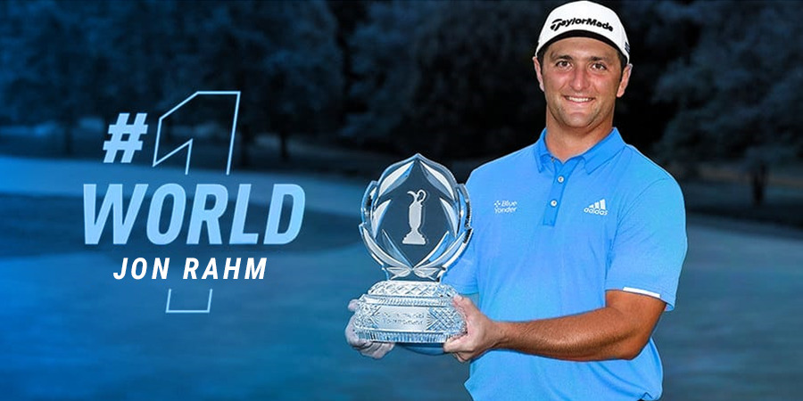 Jon Rahm topples Rory McIlroy to become new No.1 player in the world