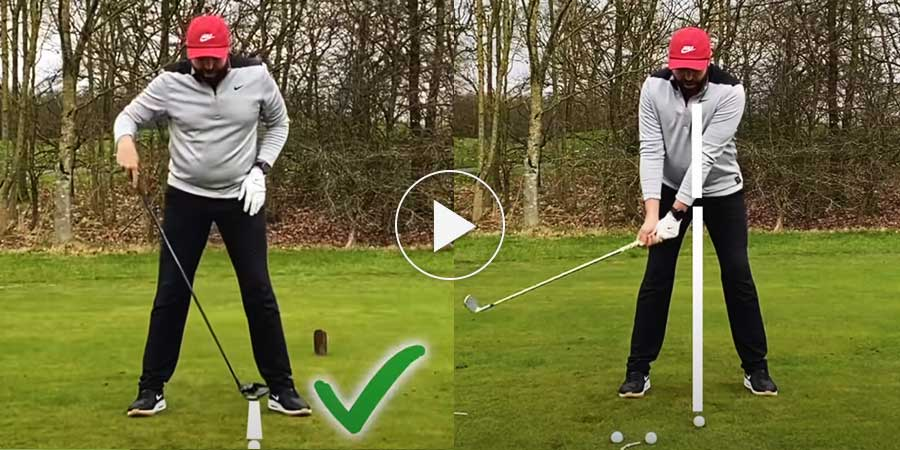 Know the Difference: Driver swing vs Iron Swing