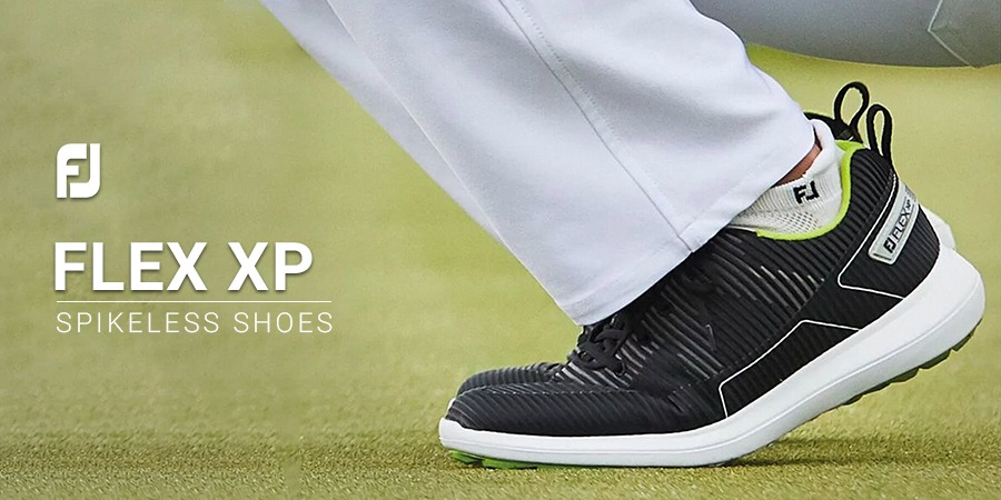 Footjoy Flex XP: The Perfect Shoes for your feet!