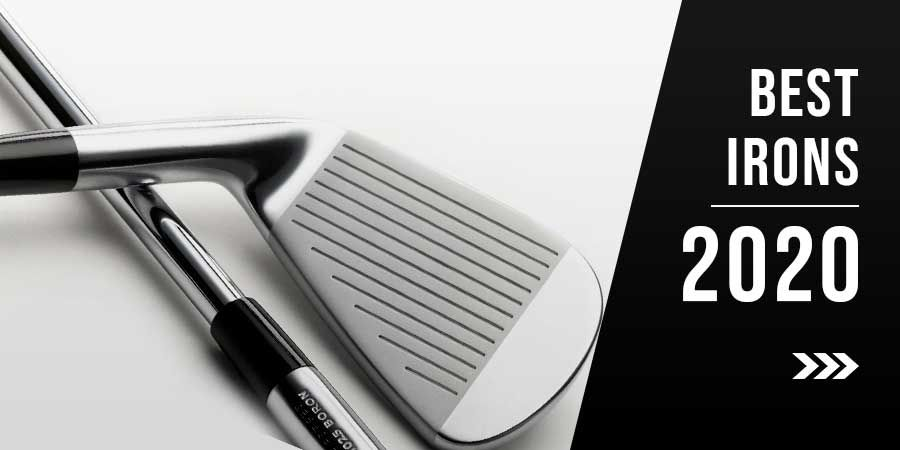 The best new irons to improve your golf game