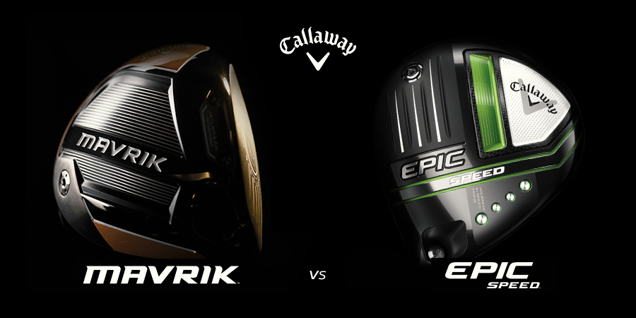 Difference between Callaway Epic Speed and Mavrik drivers