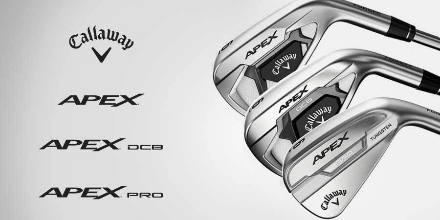 Callaway Apex 21 Irons: Review and Comparison Apex, Pro, DCB