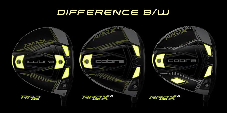 Cobra RadSpeed Drivers: Review and comparison