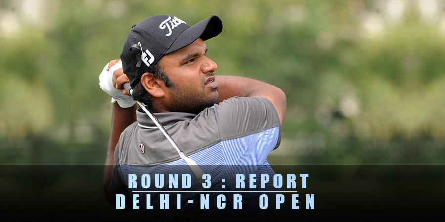 Udayan Mane holds 1-shot lead heading into final round of Delhi-NCR Open