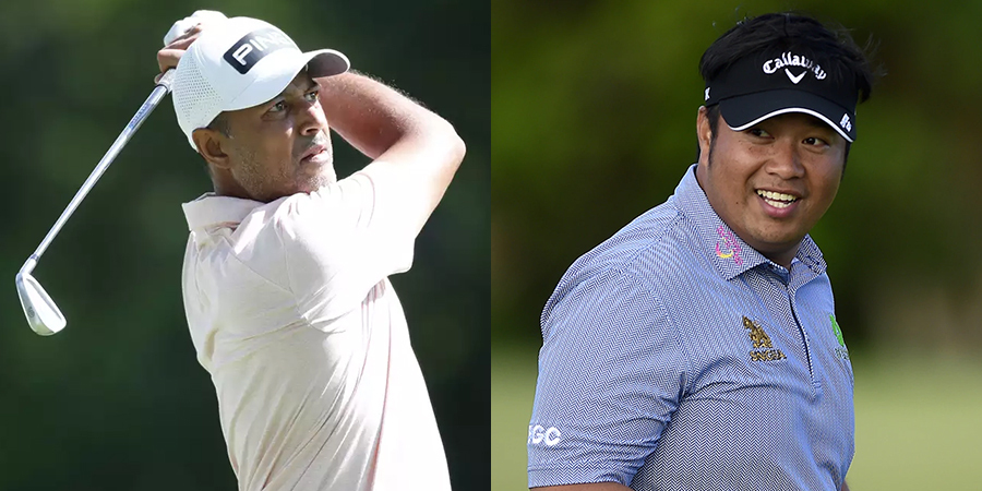 Arjun Atwal eyes 'good show' with Kiradech at Zurich Classic