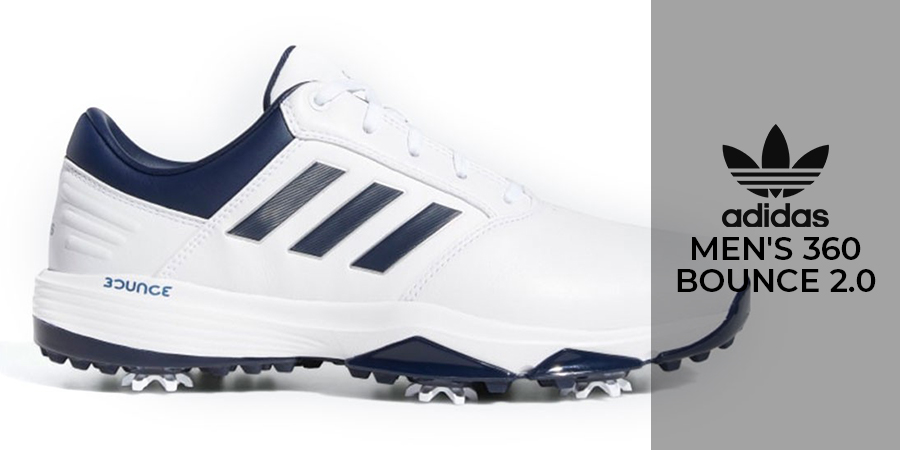 Review: Adidas Men's 360 Bounce 2.0 Golf Shoes