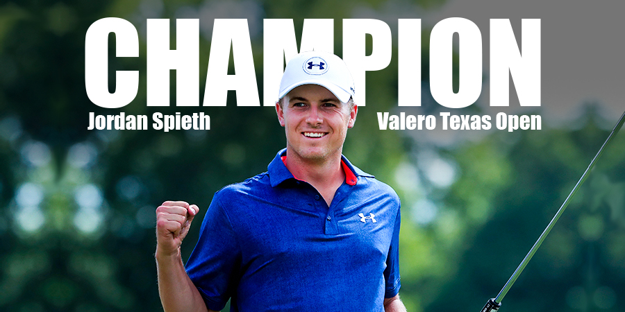 Jordan Spieth ends four-year title drought with victory at Texas Open