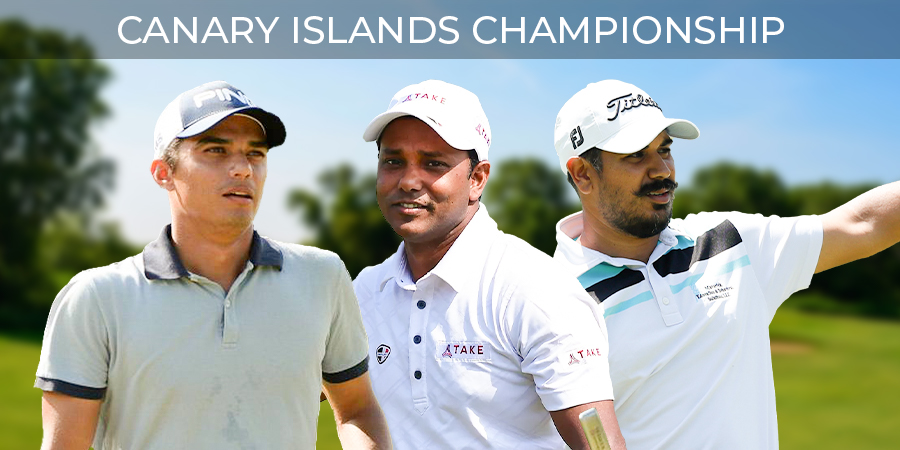 Indian golfers shine at Canary Islands Championship