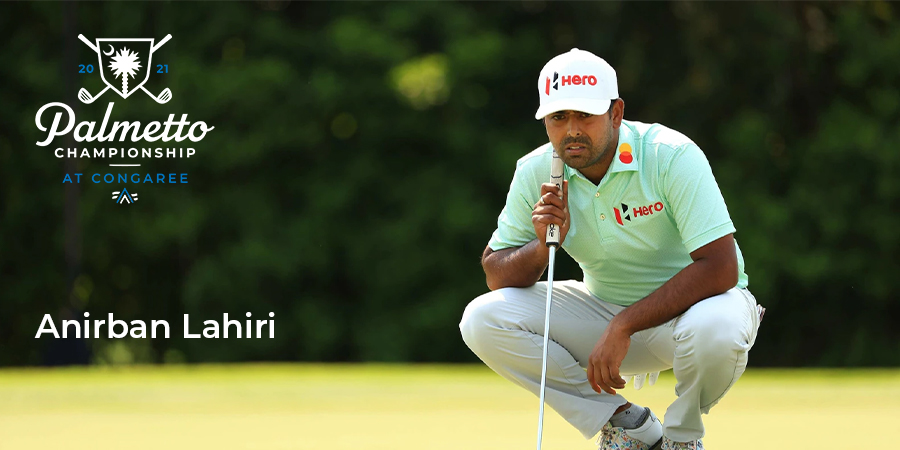 Anirban Lahiri starts with a modest 70, lies tied-31st at Palmetto Championship
