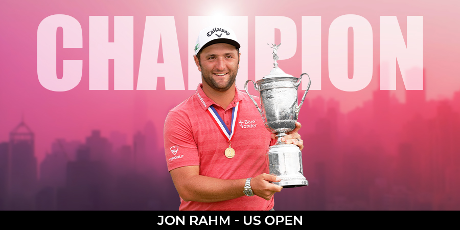 Jon Rahm victorious at US Open, becomes first Spaniard to win US Open title