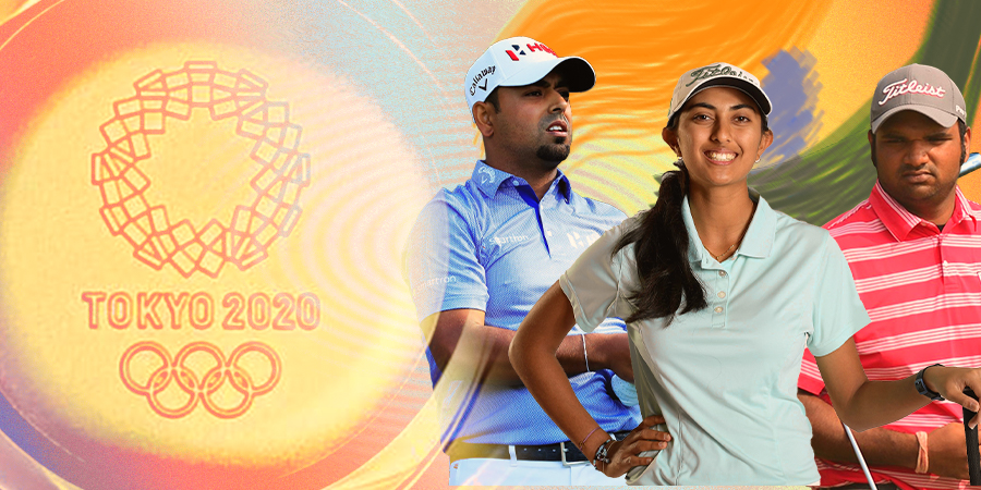 India aims for 1st Olympic golf medal in Tokyo