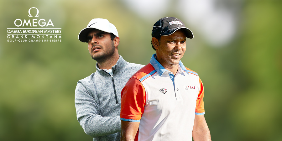 Shubhankar Sharma, SSP Chawrasia will lead the Indian challenge at the European Masters