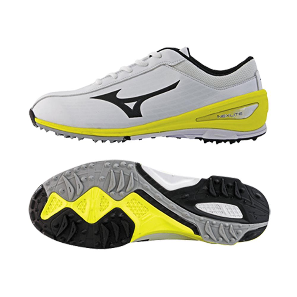 Mizuno Nexlite XI Mens Spikeless WD Golf Shoes - Golfoy.com ... df505f123ac