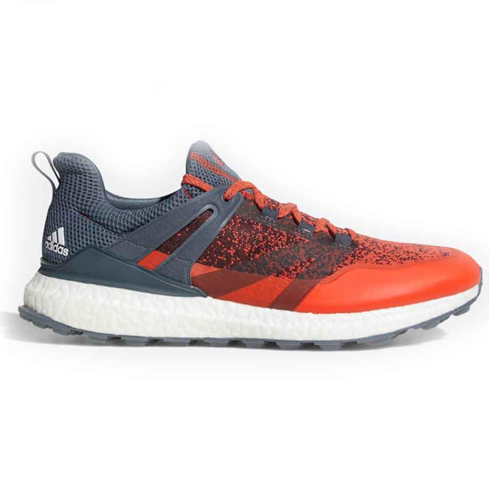 Adidas Men s CrossKnit Boost Spikeless Golf Shoes - Golfoy.com ... 2821da79b69