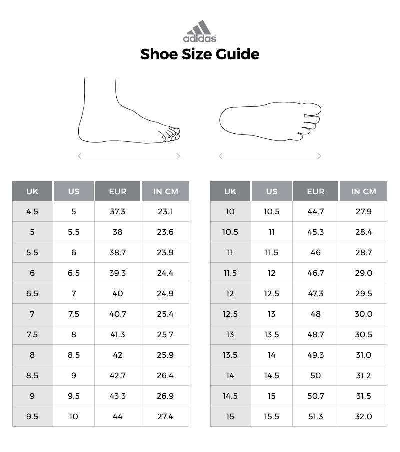 SHOE SIZE CHART. Use the shoe size chart below to find your US, Euro, UK and CM/Mexico shoe tiodegwiege.cf note, this shoe size chart is ONLY a general guideline. Shoe sizes do vary from brand to brand as each brand manufactures their shoes differently.